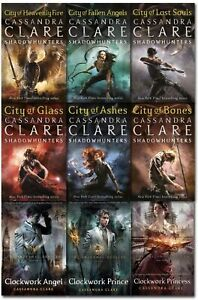 Mortal-Instruments-amp-Infernal-Devices-Cassandra-Clare-9-Books-Collection-Set