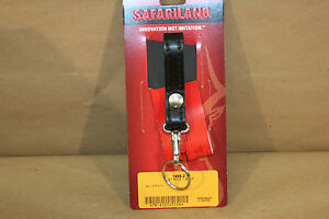 Safariland 1 snap keyring Black 169S-2