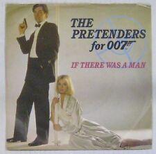 James Bond 007 45 tours Tuer n'est pas jouer Pretenders 1987