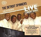 Live in Toronto [Digipak] by The Detroit Spinners (CD, Jan-2016, 2 Discs, Wienerworld)
