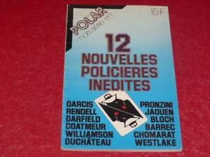 Bibliot-H-amp-P-J-Oswald-Rivista-Polar-Speciale-i-12-Nuovo-Nuovo-1980