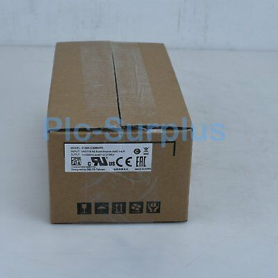 1-Year Warranty ! New In Box Delta Servo Motor ECMA-C30604PS