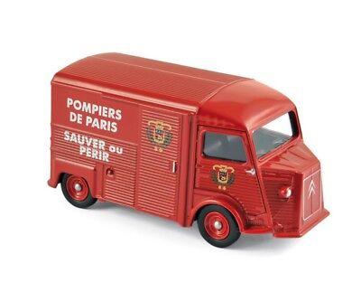 Citroen HY Pompiers de Paris 1969 1//64 Norev