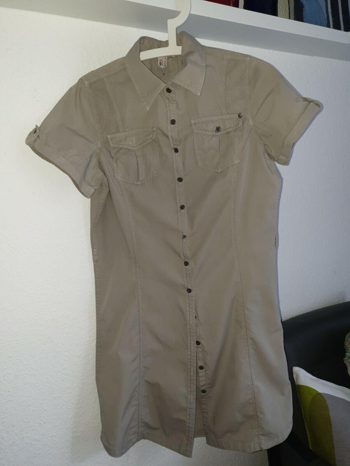 Dress Garcia Beige Size S