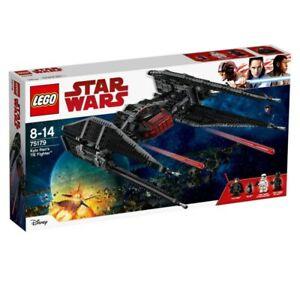 Lego-Star-Wars-75179-Kylo-Ren-039-s-TIE-Fighter-NUOVO