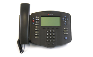 Fully Refurbished Polycom 2201-11501-001 SoundPoint IP 501 SIP Phone