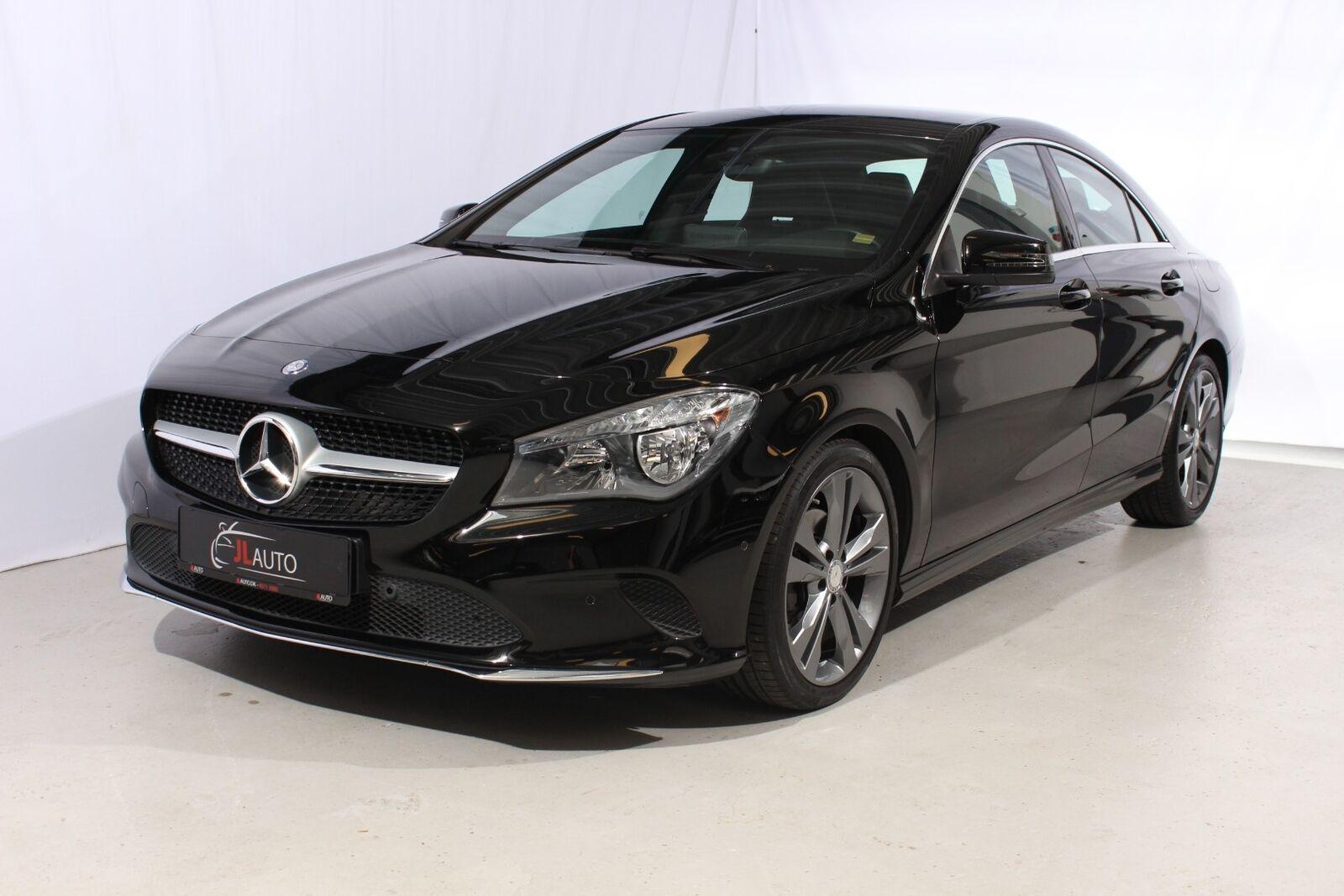 Mercedes CLA200 1,6 aut. 4d - 309.990 kr.