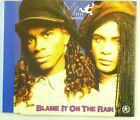 Maxi CD - Milli Vanilli - Blame It On The Rain - A4164