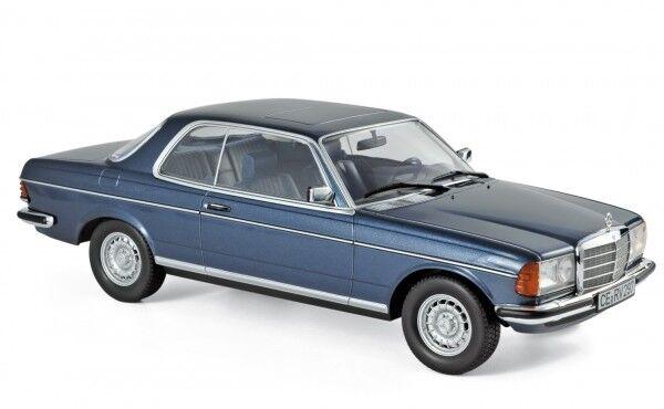 NOREV 183589 Mercedes-Benz 280 CE 1980 BLU METALLIZZATO 1 18 modello di auto