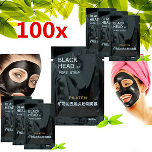 pilaten black head killer peel off schwarze maske gesichtsmaske pickel mitesser ebay. Black Bedroom Furniture Sets. Home Design Ideas