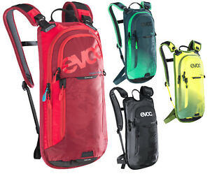 64dbc8175 Evoc Stage 3L Bike Backpack Hydration Pack Jogging Walking Bike Team ...