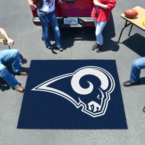 Image is loading Los-Angeles-Rams-NFL-Area-Rugs-UltiMat-5-