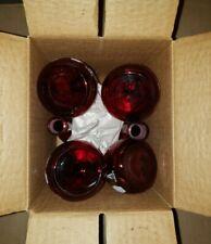 Qty6 Kimax 100ml Ray Sorb Class A Red Glass Volumetric Flask Ptfe Stpr 28016 100