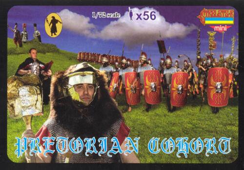 STRELETS MINIATURES 1//72 M049 Roman Praetorian Cohort rare sold out Catalog
