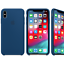 Para-Apple-iPhone-XS-Max-XR-6-7-de-8-PLUS-de-silicona-suave-cubierta-estuche-original-de-Fabricante miniatura 12