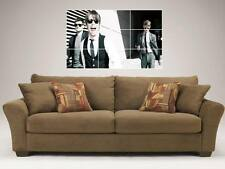 """FOSTER THE PEOPLE 35X25"""" MOSAIC WALL POSTER MARK FOSTER"""