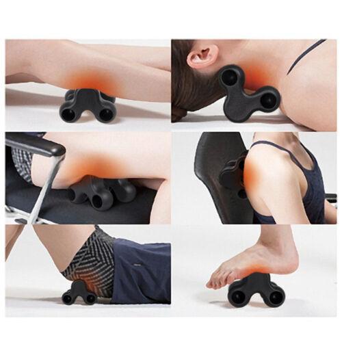 MagiDeal 2 Hand Knochenmodell Massage Kissen Selbstmassage Werkzeug Körper