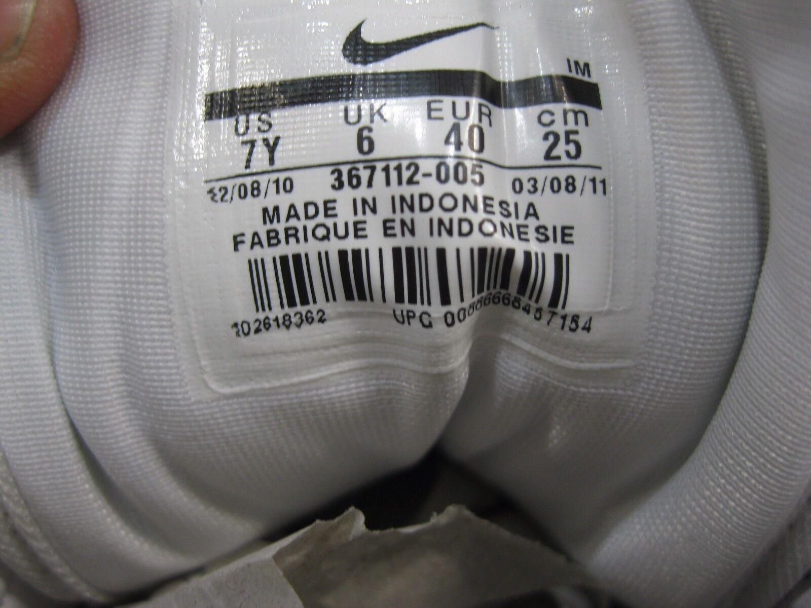 Nike PS Dulce Classic Alto Gs / PS Nike negro/Profundo Real - Blanco 367112 005 TALLA 7 d473b8