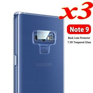 For-Samsung-Galaxy-Note-9-Back-Camera-Lens-Tempered-Glass-Screen-Protector-3PK
