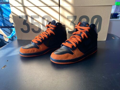 Nike Dunk High 'Solar' Size 11