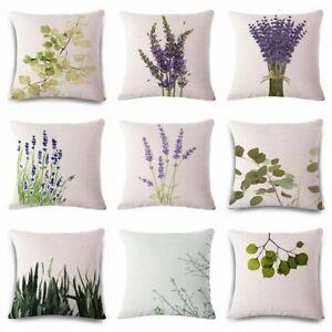 Lavender-Linen-Cotton-Fashion-Throw-Pillow-Case-Cushion-Cover-Home-Sofa-Decor