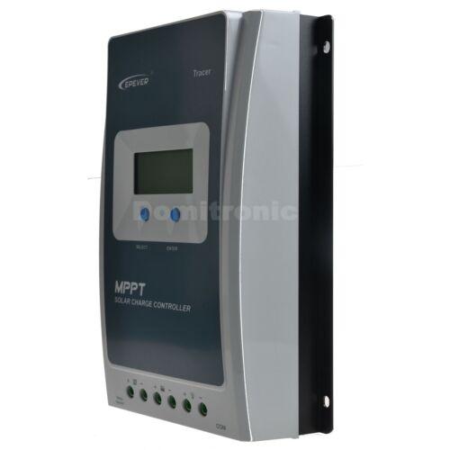 Epever MPPT Solar Charge Controller 12V//24V Tracer AN Battery Regulator 100V PV