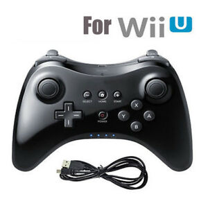 For-Wii-U-Pro-Bluetooth-Wireless-Remote-Controller-Gamepad-Joystick-Rechargeable