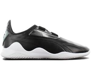 Nuovo 363449 Mostro Pelle Scarpe Mln Uomo Sneaker Nero Leather 01 Milano Puma HnWBdgxqPP
