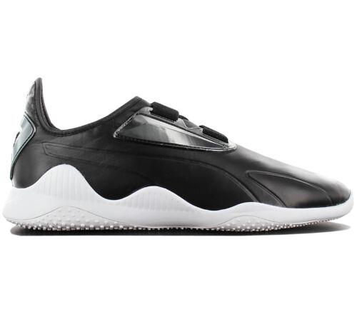 plus récent 4d1a5 c6dea 363449 Leather Chaussures Baskets Cuir 01 Puma Mostro Noir ...