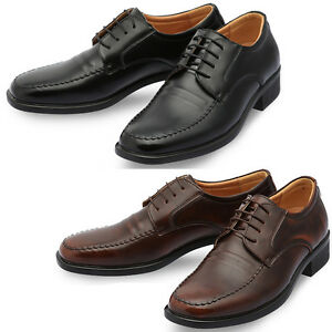 mooda mens oxfords shoes casual formal lace up dress shoes