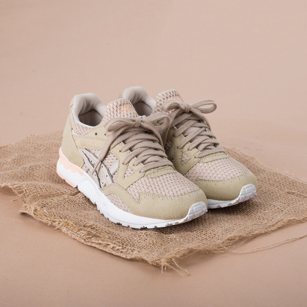 Asics Tigre Gel-Lyte V 5 Zapatillas Mujer Deporte para para para Correr Zapatos Bajos fae45e