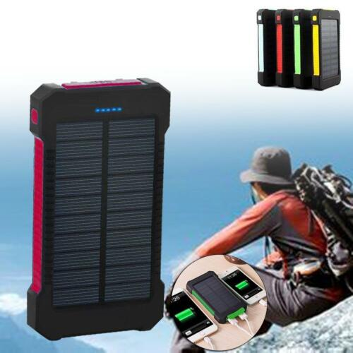 Waterproof-100000mAh-Portable-Solar-Charger-Dual-USB-Battery-Power-Bank-Phone-UP