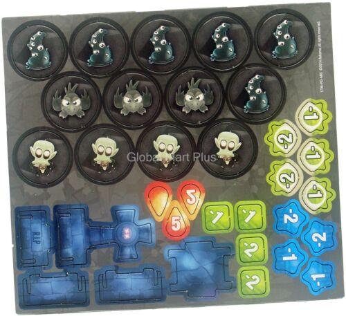 Krosmaster Miniature Figures Game Piece Collection Dark Heroes Dofus Ankama