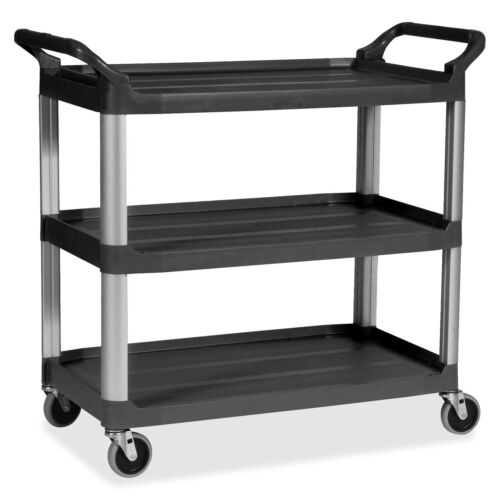Large 3 Tier Plastic Utility Trolley