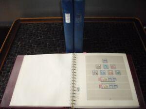 Bund 1957 - 1993 ** Sammlung in 3 Lindner-T Vordruckalben
