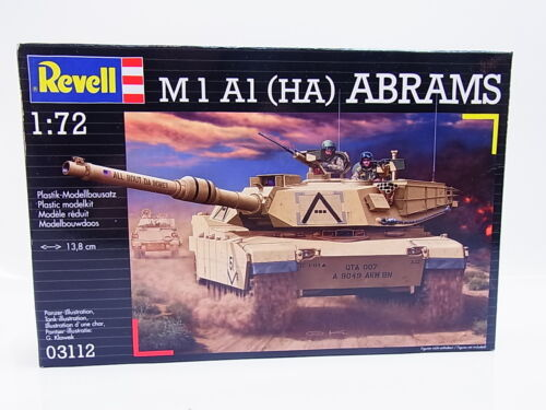 Abrams 1:72 Bausatz NEU OVP Revell 03112 M1 A1 LOT 54167Sonderpreis HA