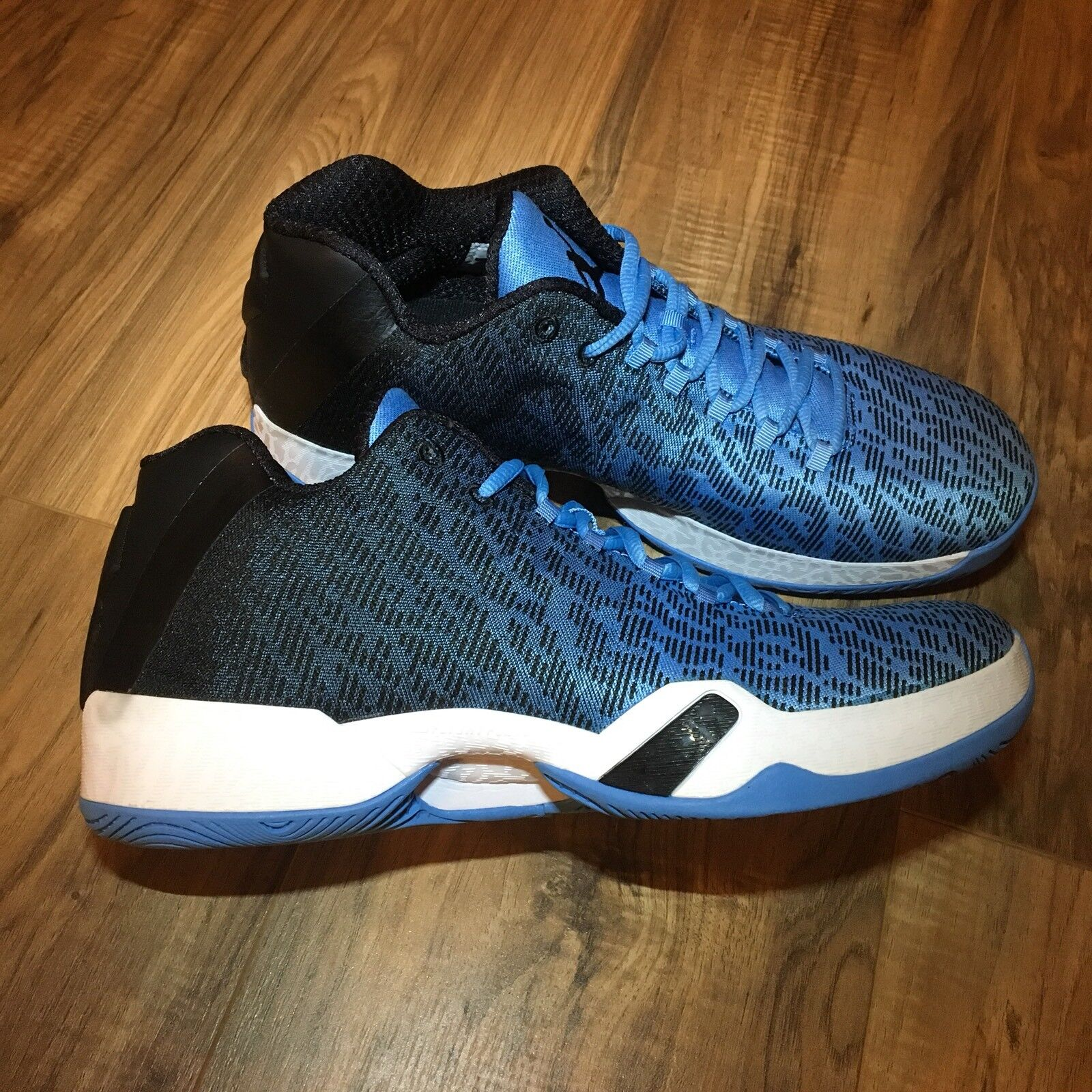 Air Jordan XX9 Low Basketball Shoes Univ Blue UNC 828051 401 Men's Comfortable