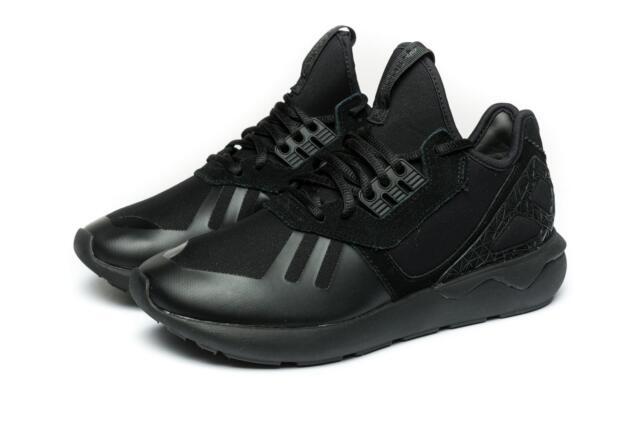 Adidas Originals Tubular Runner Women's Unisex Trainers S81264 Triple Black
