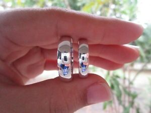 White Gold Wedding Rings 14K CODE: WD004 sepvergara