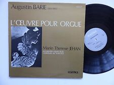 AUGUSTIN BARIE Oeuvre orgue MARIE THERESE JEHAN Cathedrale Nantes SOLSTICE 017
