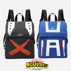 My Hero Academia Backpack Shoulder bag Schoolbag knapsack Laptop bag Cosplay YY