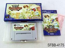 Complete Fire Emblem Thracia 776 Super Famicom Japanese Import SFC US Seller B
