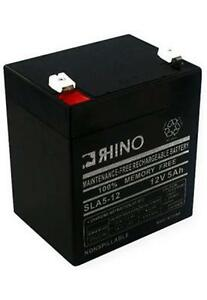 Rhino chamberlain 4228 evercharge replacement battery 12v for 12v garage door opener