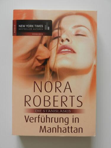 1 von 1 - Nora Roberts Die Stanislaskis 2 Verführung in Manhatten Liebesroman