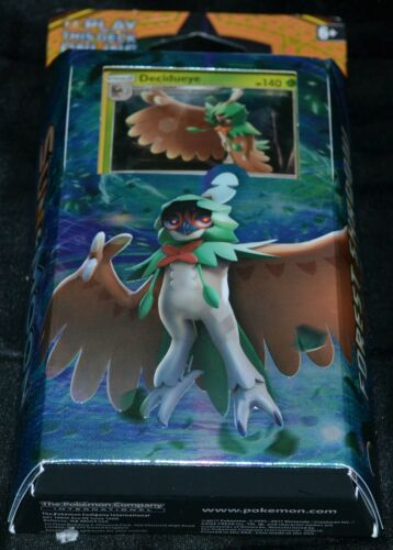 Forest Shadow Preconstructed Theme Deck Sun /& Moon Base Set Pokemon Cards NEW