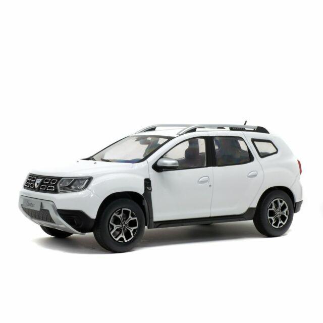 Solido Soli1804602 Dacia Duster MK2 Blanc 2018 1/18