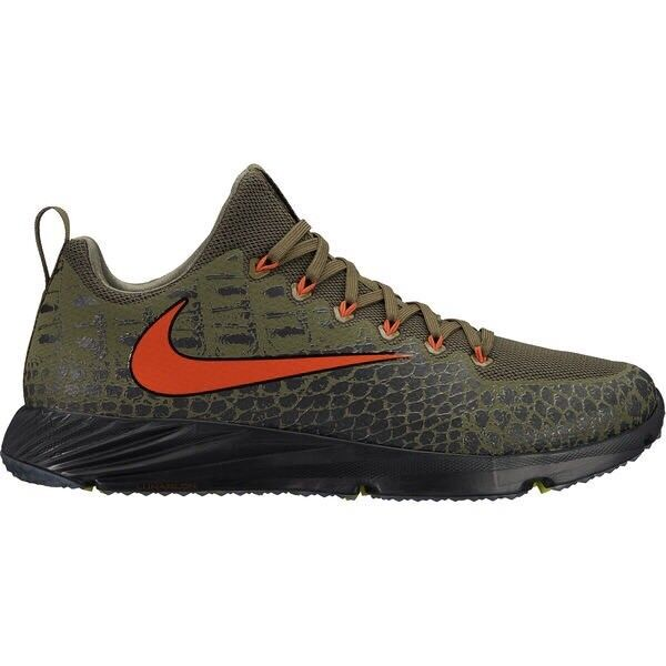 FLORIDA GATORS Nike NCAA Vapor Speed Turf Shoes UF Football Uomo Size 14