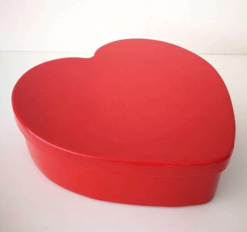 Dåser, Hjerteformet kagedåse