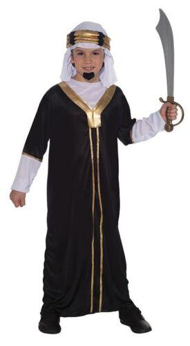robe fantaisie garçons Sultan costumes pour enfants arabes