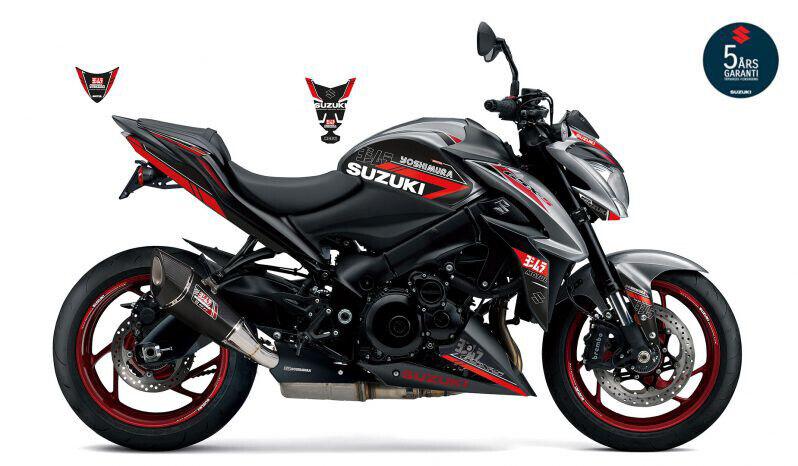 Suzuki, GSX-S1000AM0 Yoshimura+, ccm 1000